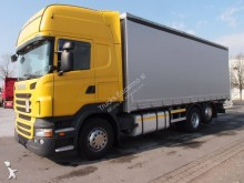 Camión lona corredera (tautliner) Scania R 420