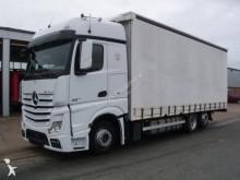 Camión lona corredera (tautliner) Mercedes Actros 2545