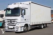 Camión lona corredera (tautliner) Mercedes Actros 2546