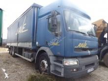 vrachtwagen Schuifzeilen Renault