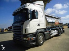camión cisterna Scania
