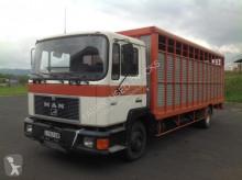 camion trasporto bovini MAN