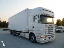 Scania double deck refrigerated truck