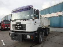 vrachtwagen MAN 27.414DFK FULL STEEL KIPPER (ZF16 MANUAL GEARBOX / REDUCTION AXLES / FULL STEEL SUSPENSION)