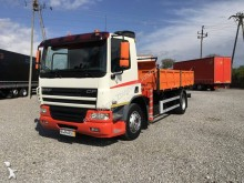 DAF three-way side tipper truck