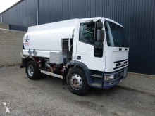 Iveco chemical tanker truck