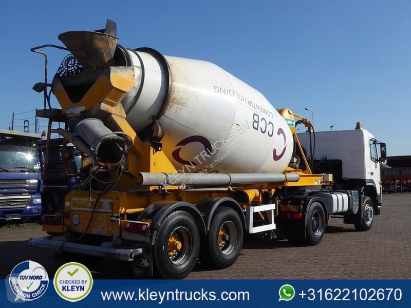 nowy koncept klasyczny przytulnie świeże Ciężarówka MOL betonomieszarka AUTOMIX AM 10 mixer trailer Olej napędowy  Euro 1 używany - n°2853918