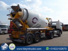 MOL concrete mixer truck