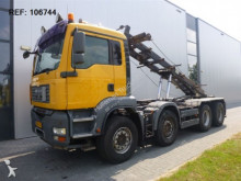 MAN TGA41.440 MANUAL HUB REDUCTION EURO 4