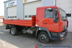 camião MAN LE 8.180 Meiller 3-Seiten Kipper + 2xAHK Klima