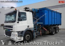 used container truck