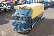 Scania mono temperature refrigerated truck