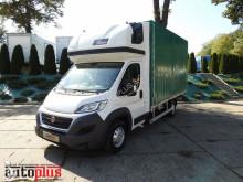 ciężarówka Fiat DUCATOPLANDEKA WINDA 8 PALET KLIMATYZACJA WEBASTO SERWIS ASO [