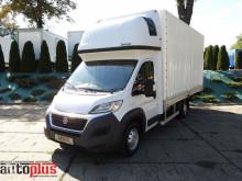 camion Fiat DUCATOPLANDEKA WINDA 10 PALET WEBASTO KLIMA TEMPOMAT PNEUMATYKA
