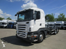 Scania food tanker truck