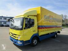 camião estrado / caixa aberta caixa aberta Mercedes