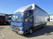 Mercedes ATEGO III 816 Pritsche/Plane SCHIEBE 7,20 m AHK truck