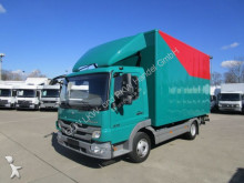 camion Mercedes ATEGO III 818 L Koffer 4,50 m LBW 1 to.*KLIMA