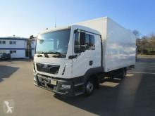 camion MAN TGL 8.180 L Schlafkabine Koffer 6 m LBW 1 to.*E6