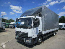 camion Mercedes ATEGO IV 818 Pritsche/Pl. 6,10 m LBW 1,5 to.*AHK