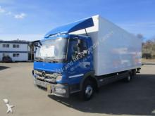 camion Mercedes ATEGO III 1222 Koffer 7,60 m LBW 2.000 kg