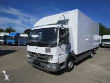 camion Mercedes ATEGO 816 Koffer 6,10 m LBW 1 to. * 52 tkm