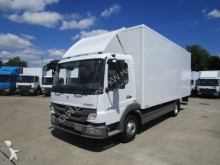 camion Mercedes ATEGO III 818 L Koffer 6,10 m LBW 1,5 T*Luft HA