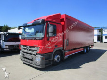 camion Mercedes ACTROS 2541 L Getränkepritsche 8,20 m LBW 2 T