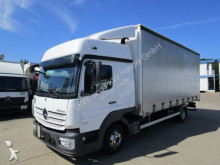 camion Mercedes ATEGO IV 818 L BIGSPACE Pritsche/Plane 6,2 m*E 6