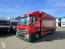 camion Mercedes ACTROS 2541 L Getränkepritsche 6,90 m LBW 2 to.