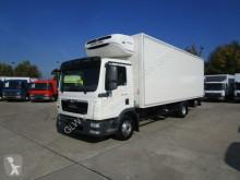 camion MAN TGL 12.220 BL Kühlkoffer 7 m LBW 1 to. TK T-600