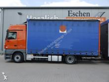 gebrauchter LKW Schiebeplanen