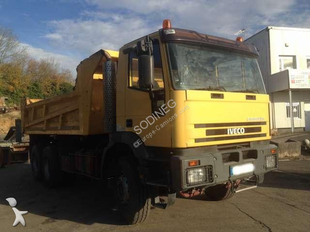 Iveco eurotrackers truck