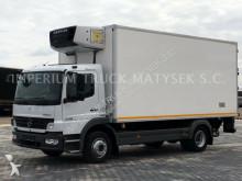camion Mercedes ATEGO 1218 / REFRIDGERATOR / 14 EP / CARRIER /