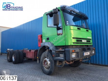 camion Iveco 340E37 Steel suspension, Manual, Hub reduction
