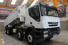 Iveco TRAKKER ACTIVE TIME 8 X 4 ALUMINIUM INSULATED TIPPER - 2010 – WX truck