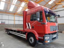 MAN TGM 18.240, 4 X 2 FLATBED - 2008 - NX57 NGN truck