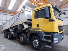 MAN TGS 35.440 EURO 5, 8 X 4 ALUMINIUM AGGREGATE TIPPER - 2012 - GK1 truck
