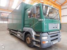 MAN TGA 18.310, 4 X 2 BOX - 2005 - YN05 EPF truck
