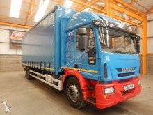 Iveco EUROCARGO 180E25, 18 TONNE 4 X 2 CURTAINSIDER - 2013 - GN truck
