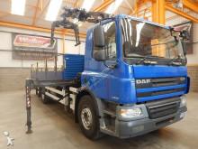 DAF CF75 6 X 2 26 TONNE BRICK/GRAB - 2008 - YE58 FAF truck