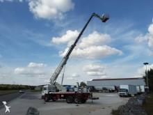 Renault telescopic articulated aerial platform truck