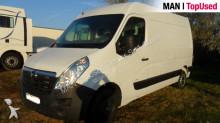 camión furgón Opel