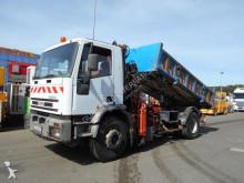 vrachtwagen tweezijdige kipper Iveco