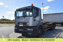 camion Iveco 260E430 Abrollkipper 6x2 Meiller