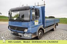 Mercedes 815 Atego Pritsche original 72000 km truck