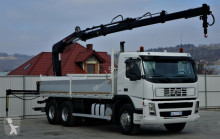 camião Volvo FM9 340 Pritshe 6,40m + Kran* 6X4!