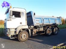 MAN TGA truck