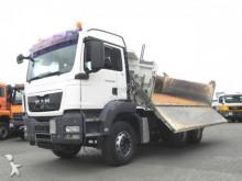 MAN TG-S 26.480 6x4 BB 3-Achs Kipper Meiller, mech B truck