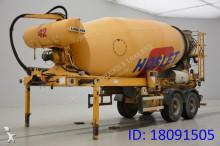 camion nc 12M³ Mixer